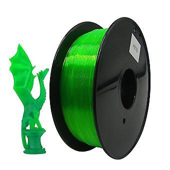 "X moonlee 3d pla חוטים 1.75mm 1 ק""ג מדפסת תלת-ממדית Petg פחמן 3D פלסטיק הדפסה חוט פלה 3D מדפסת חוטי פטה שחור"