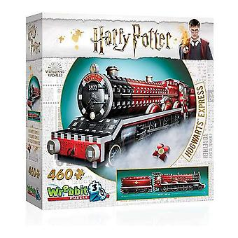 3D Puzzle Harry Potter Hogwarts Express Wrebbit (460 pcs)