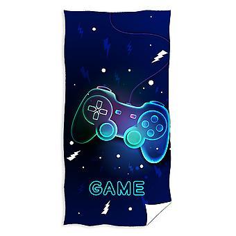 Game Console 100% katoenen handdoek