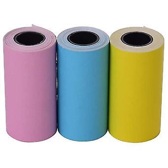 Ontvangstbewijs toevoegen machine papier rollen thermische afdrukken papier