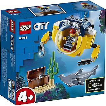 Lego Ocean Mini U-Boot 60263
