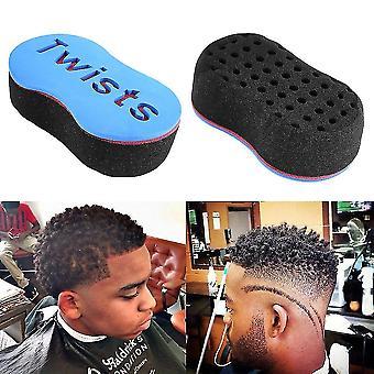 Barber Hair Sponge Brush Dreads Locking Twists Coil Curl Wave Curls Sponge