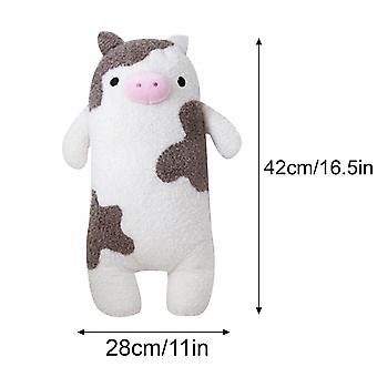 Cute Animal Shape Throw Pillow Toys Gift Back Support Soft Cushion Home Decor