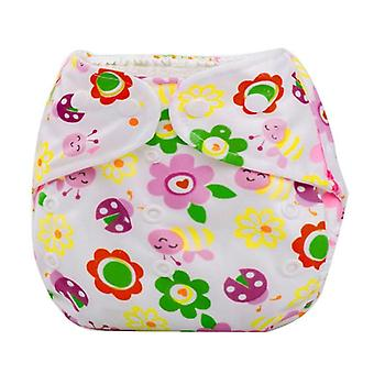 Reusable Waterproof Digital Printed Baby Cloth Diaper