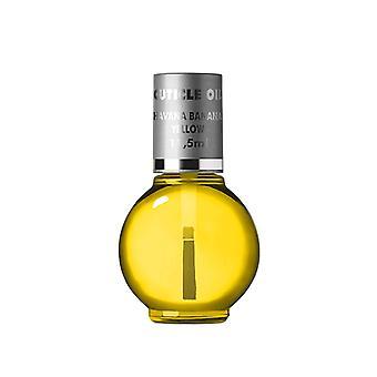Garden of colour - Nail oil - Havana banana yellow 11.5ml