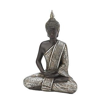 Accent Plus Sitting Buddha Statue - 8.5 inches, Pack of 1
