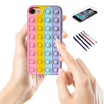Iphone 7/8 - Shell / Protección / Pop It Fidget