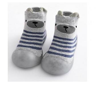 Baby Toddler Kids Anti-alunecare Crawling Socks Shoes Thicken Slipper