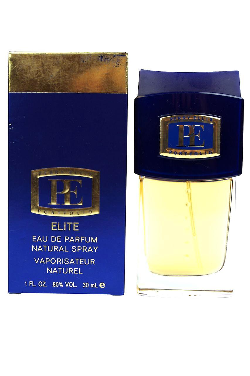 Perry Ellis Portfolio Elite Eau De Toilette Spray 1 oz