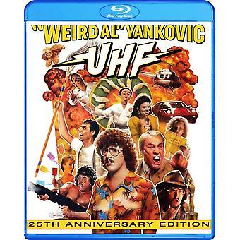 UHF: 25th Anniversary Edition [BLU-RAY] USA import