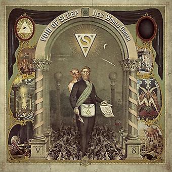 Void of Sleep - Void of Sleep-New World Order [Vinyl] USA import