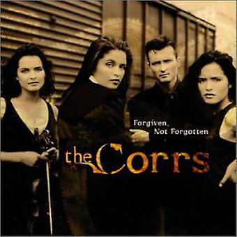 Corrs - Forgiven Not Forgotten [CD] USA import