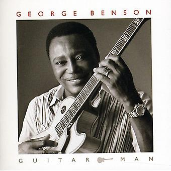 George Benson - Guitar Man [CD] USA import
