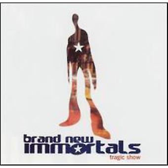 Brand New Immortals - Tragic Show [CD] USA import