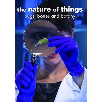 Natur der Dinge: Bugs Knochen & Botanik [DVD] USA Import