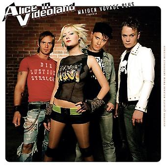 Alice in Videoland - Maiden Voyage Plus [CD] USA import