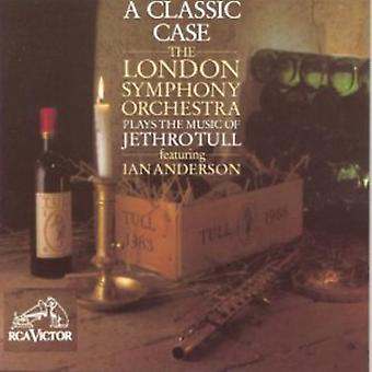 Jethro Tull / London Symphony Orchestra - Classic Case [CD] USA import