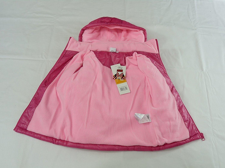 Jenter Disney Minnie Mouse hette vinter Puffer / jakke