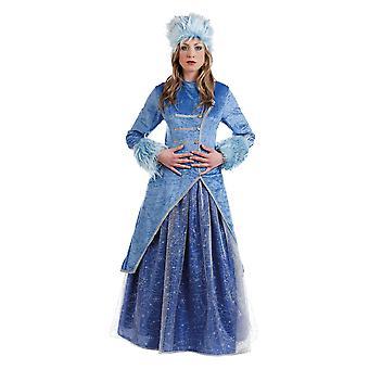 Rusas damas princesa traje traje de la de Emperatriz madre escarcha las mujeres