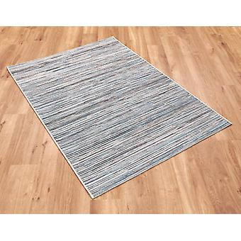 Brighton 98122 6001 Blue Ivory  Rectangle Rugs Plain/Nearly Plain Rugs