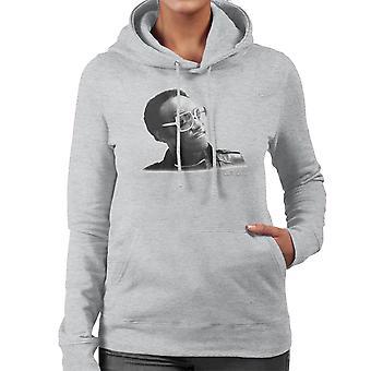 Bobby Womack London 1982 Frauen die Kapuzen-Sweatshirt