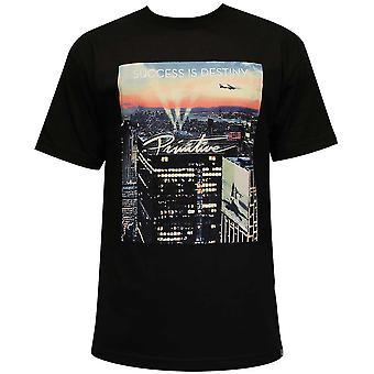 Primitive Apparel High Rise T-Shirt Black