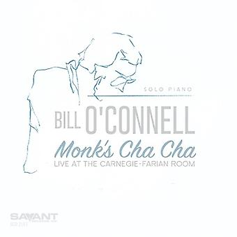 Bill o ' Connell - moines Tcha Tcha-Solo Piano Live [CD] USA import
