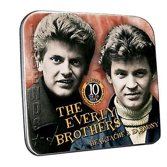 Everly Brothers - Heartache & Harmony [CD] USA import