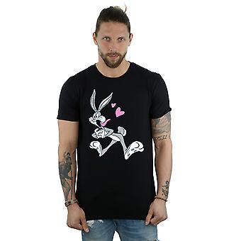 鲁尼 调人 虫 兔子 在 爱 T 恤