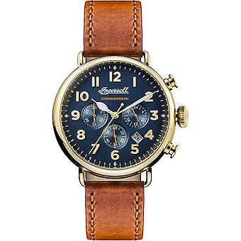 Ingersoll Herrenuhr the Trenton chronograph I03501