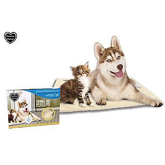 Valentina Valentti store Self varme termiske Pet Pad Bed tæppe katte & hunde XXL