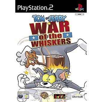Tom Jerry krig av whiskers-nya