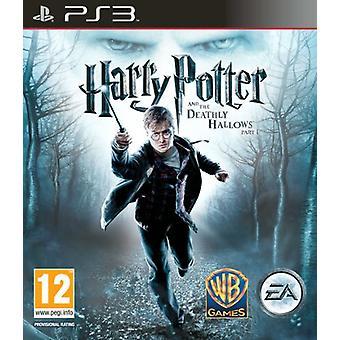 Harry Potter ja Kuoleman vartaat - Osa 1 (PS3) - Uusi