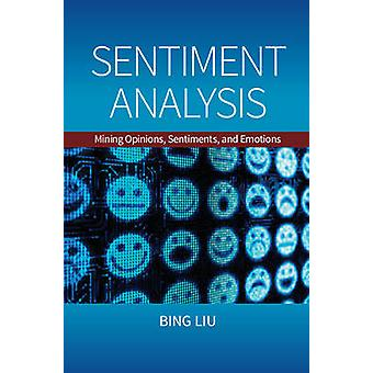 Sentiment Analysis by Bing Liu