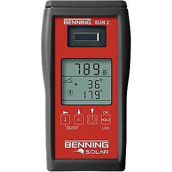 Benning SUN 2 PV multimetru calibrat la (standarde ISO)