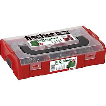 Fischer 532893 The FIXtainer keeps everything-Box Content 240 Parts