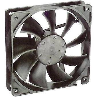 NMB Minebea 4710KL-04W-B50 Axial fan 12 Vdc 195 m³/h (L x W x H) 119 x 119 x 25 mm