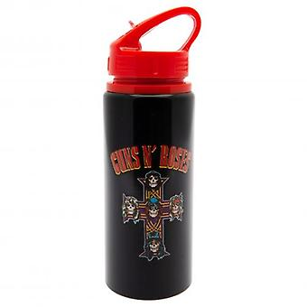 Guns N Roses Aluminium napoje butelki