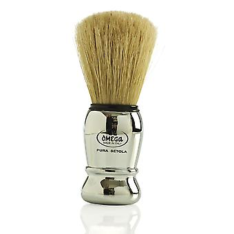 Omega 10029 Pure Bristle Shaving Brush