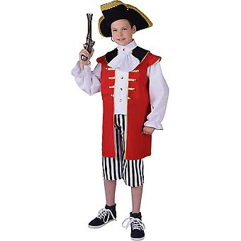 Kinder kostuums kapitein haak kostuum kind