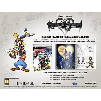 Kingdom Hearts 1.5 Limited Edition (PS3) - Nouveau