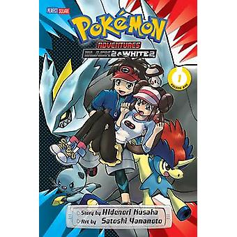 Pokemon Adventures - Black 2 & White 2 - Vol. 1 - Vol. 1 by Hidenori Ku
