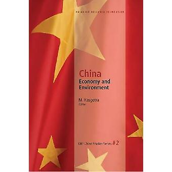 Chine - l'économie et l'environnement par M. Rasgotra - livre 9788171888948