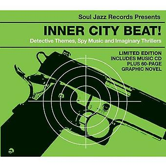 Soul Jazz Records Presents - Inner City Beat! [CD] USA import