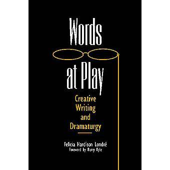Mots en lecture - écriture créative et dramaturgie par Felicia Hardison Lo