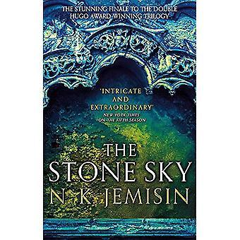 السماء الحجرية: الأرض مكسورة، كتاب 3، خاتمة مذهلة لثلاثية الحائز على جائزة هوغو مزدوجة