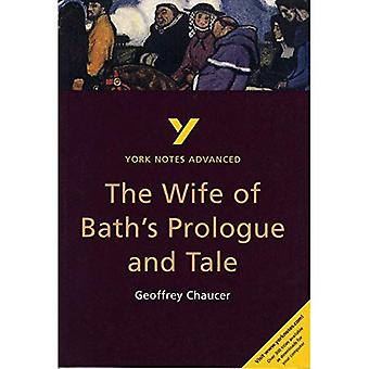 York notes relatives à l'épouse de Chaucer de Bath Prologue et conte (Notes de York avancés)
