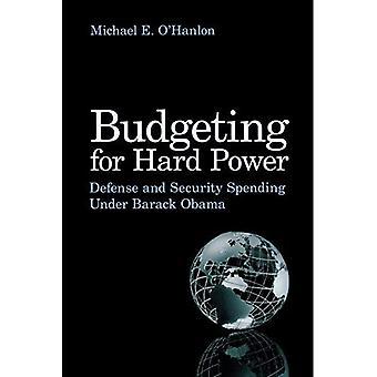 Budgetering för hård makt: försvar och säkerhet utgifter Under Barack Obama