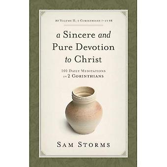 En oppriktig og rene hengivenhet til Kristus, Volume 2:100 daglige meditasjoner på 2 kor