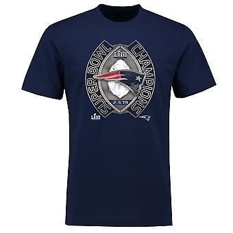 NFL Super Bowl champions ring T-shirt - New England Patriots